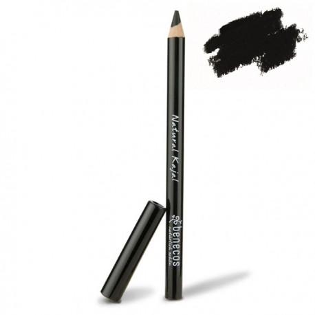 Benecos  Crayon Yeux naturel Noir