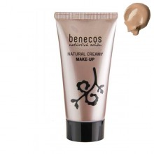 BENECOS Bio FOND DE TEINT CRÈME NATUREL Honey