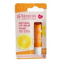 Benecos Bio Baume à lèvre naturel - Orange
