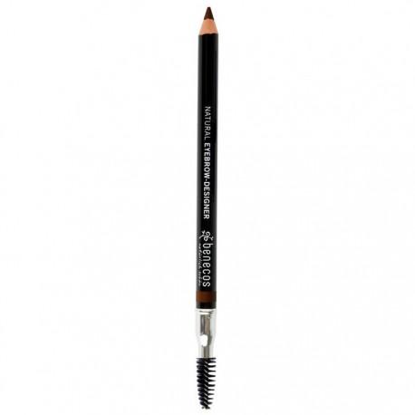 Benecos Bio Crayon à Sourcils naturel Marron