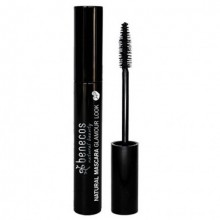 Benecos Bio Mascara Glamour look ultimate black