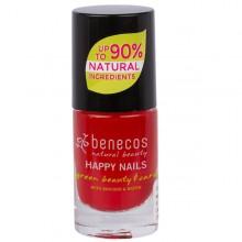 Benecos Bio Vernis à ongles Vintage Red 5 mL